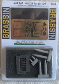 ED648245 1/48 W.Gr.21 For Messerschmitt Bf 109 (Eduard)